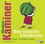Meine kaukasische Schwiegermutter, 2 Audio-CDs
