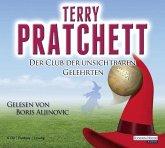 Der Club der unsichtbaren Gelehrten / Scheibenwelt Bd.32 (6 Audio-CDs)