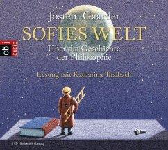 Sofies Welt, 8 Audio-CDs - Gaarder, Jostein