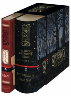 Die Spiderwick-Geheimnisse / Sammelband 1-5 + Skizzenbuch - DiTerlizzi, Tony; Black, Holly