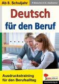Deutsch für den Beruf