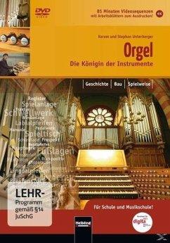 Orgel - Die Königin der Instrumente