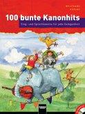 100 bunte Kanonhits, m. Audio-CD (Mini)
