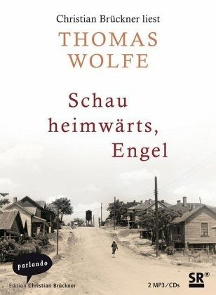 Schau heimwärts, Engel, 2 MP3-CDs - Wolfe, Thomas