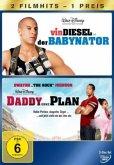 Doppelpack: Der Babynator / Daddy ohne Plan