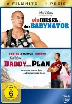 Daddy ohne Plan / Der Babynator (2 Discs)