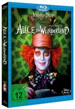 Alice im Wunderland (+ Digital Copy, 2 Discs)