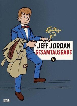 Jeff Jordan Gesamtausgabe 04 - Tillieux, Maurice