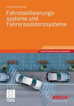 Fahrstabilisierungssysteme und Fahrerassistenzs...