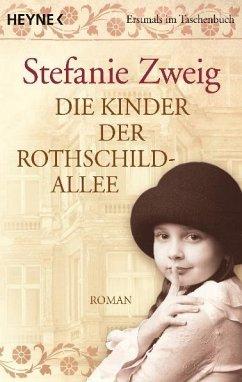 Die Kinder der Rothschildallee / Rothschildsaga Bd.2 - Zweig, Stefanie