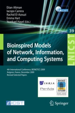 Bioinspired Models of Network, Information, and Computing Systems