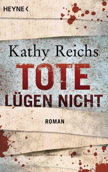 Buch-Reihe Tempe Brennan von Kathy Reichs