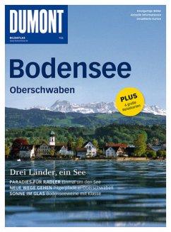 DuMont Bildatlas Bodensee, Oberschwaben - Stahn, Dina