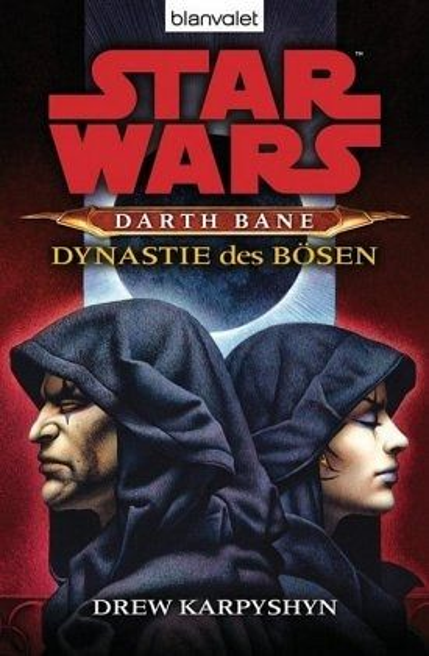 Buch-Reihe Star Wars - Darth Bane von Drew Karpyshyn