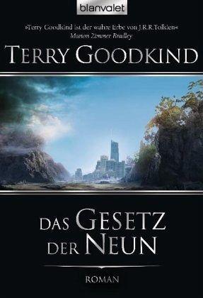 Das Gesetz der Neun - Goodkind, Terry