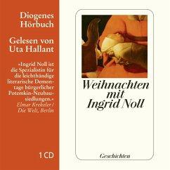 Weihnachten mit Ingrid Noll, 1 Audio-CD - Noll, Ingrid