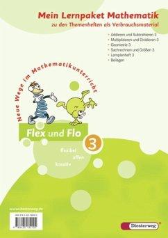 Flex und Flo 3. Mein Lernpaket Mathematik (Verb...