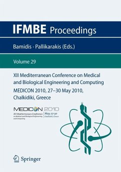 XII Mediterranean Conference on Medical and Biological Engineering and Computing 2010