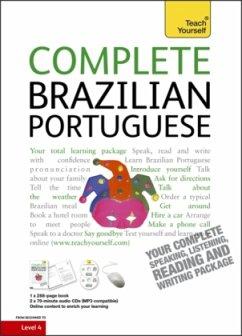 Complete Brazilian Portuguese Beginner to Intermediate Course - Cook, Manuela;Tyson-Ward, Sue