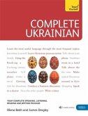Teach Yourself Complete Ukrainian, Book and Audio-CD