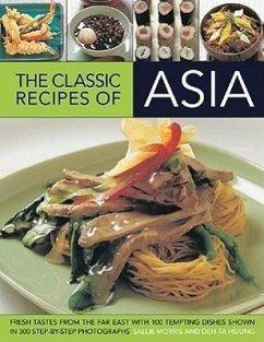 Classic Recipes of Asia - Morris, Sallie