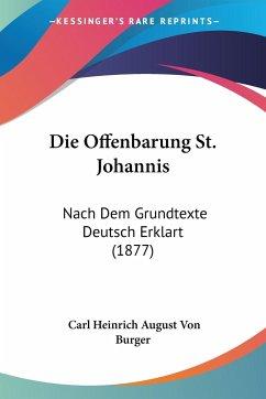 Die Offenbarung St. Johannis