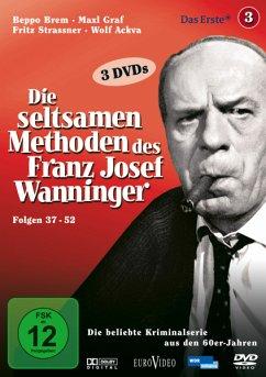 Die seltsamen Methoden des Franz Josef Wanninge...