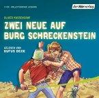Zwei Neue auf Burg Schreckenstein / Burg Schreckenstein Bd.6 (2 Audio-CDs)