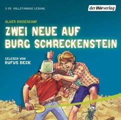Image of Zwei Neue auf Burg Schreckenstein / Burg Schreckenstein Bd.6 (2 Audio-CDs)