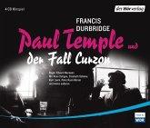 Paul Temple und der Fall Curzon, 4 Audio-CDs