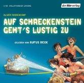 Auf Schreckenstein geht's lustig zu / Burg Schreckenstein Bd.2, 2 Audio-CDs