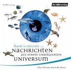 Nachrichten aus einem unbekannten Universum, 2 Audio-CDs