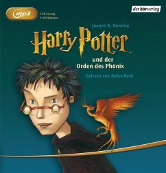 Harry Potter und der Orden des Phönix / Harry Potter Bd.5 (3 MP3-CDs) - Rowling, J. K.