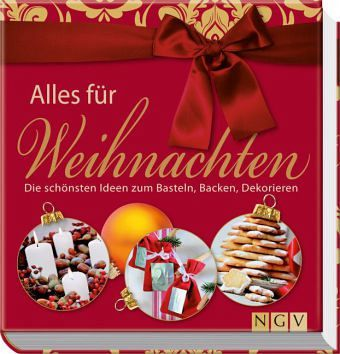alles f r weihnachten buch b. Black Bedroom Furniture Sets. Home Design Ideas