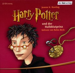 Harry Potter und der Halbblutprinz / Harry Potter Bd.6 (Audio-CD) - Rowling, J. K.