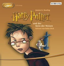 Harry Potter und der Stein der Weisen / Harry Potter Bd.1 (1 MP3-CDs) - Rowling, J. K.