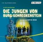 Die Jungen von Burg Schreckenstein / Burg Schreckenstein Bd.1, 2 Audio-CDs