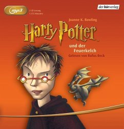 Harry Potter und der Feuerkelch / Harry Potter Bd.4 (2 MP3-CDs) - Rowling, J. K.