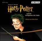 Harry Potter und die Heiligtümer des Todes / Harry Potter Bd.7 (Audio-CD)