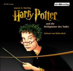 Harry Potter und die Heiligtümer des Todes / Harry Potter Bd.7 (Audio-CD) - Rowling, J. K.