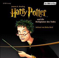harry potter und die heiligtümer des todes / harry potter bd.7 audio-cd von joanne k. rowling