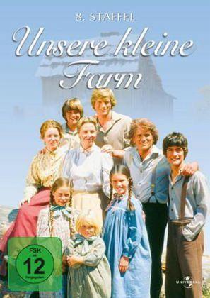 Unsere kleine Farm - 08. Staffel (6 Discs)