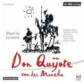Don Quijote von der Mancha, 6 Audio-CDs
