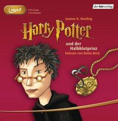 Harry Potter und der Halbblutprinz / Harry Potter Bd.6 (2 MP3-CDs) - Rowling, J. K.
