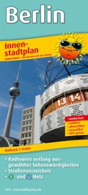 PublicPress Innenstadtplan Berlin