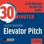 30 Minuten Elevator Pitch, Audio-CD
