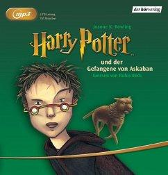Harry Potter und der Gefangene von Askaban / Harry Potter Bd.3 MP3-CD - Rowling, J. K.