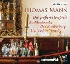 Die großen Hörspiele, 19 Audio-CDs