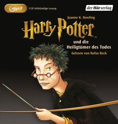 Harry Potter und die Heiligtümer des Todes / Harry Potter Bd.7 (2 MP3-CDs) - Rowling, J. K.