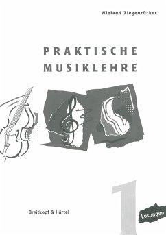 Praktische Musiklehre Heft1